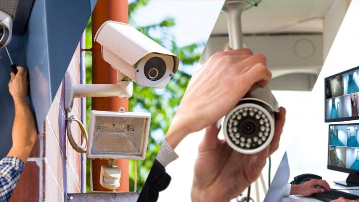 Жителям Новосибирска бесплатно установят камеры видеонаблюдения до конца апреля