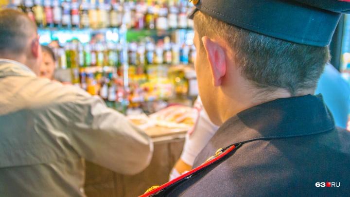 В Самарской области на последний звонок запретят торговать алкоголем