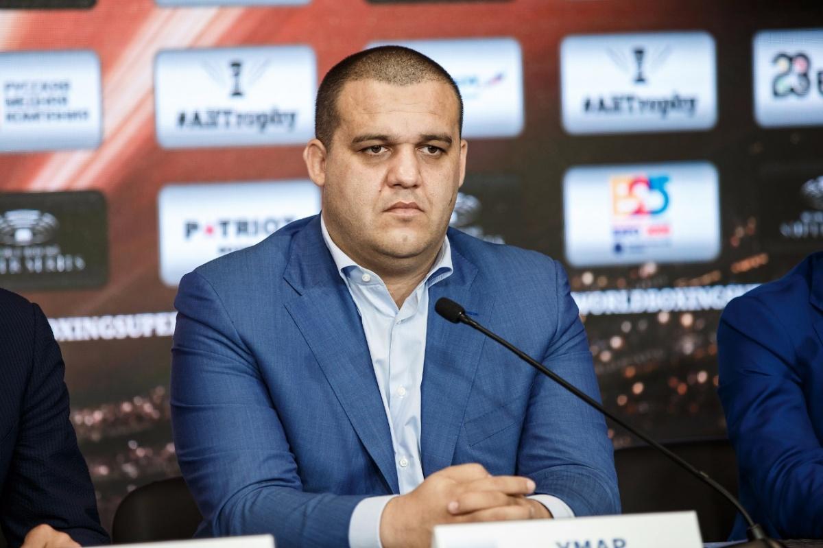 ГлаваФедерации бокса России Умар Кремлев не исключил, что Екатеринбург примет и финал суперсерии