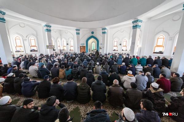Мечеть построят в посёлке Аэропорт. Рядом планируют возвести и православный храм