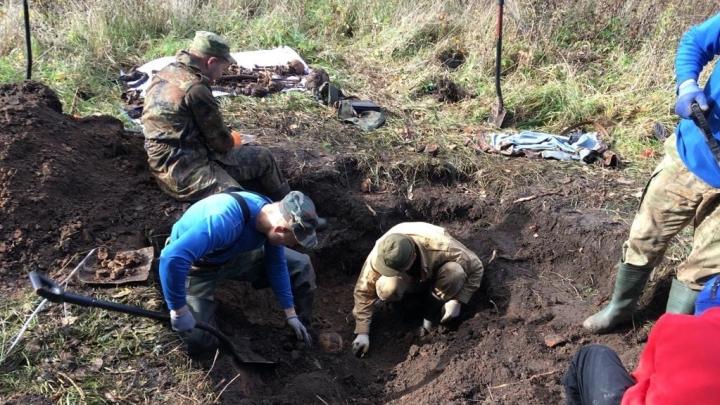 Волонтеры ищут родственников бойца из Прикамья, погибшего в 1942 году под Ржевом