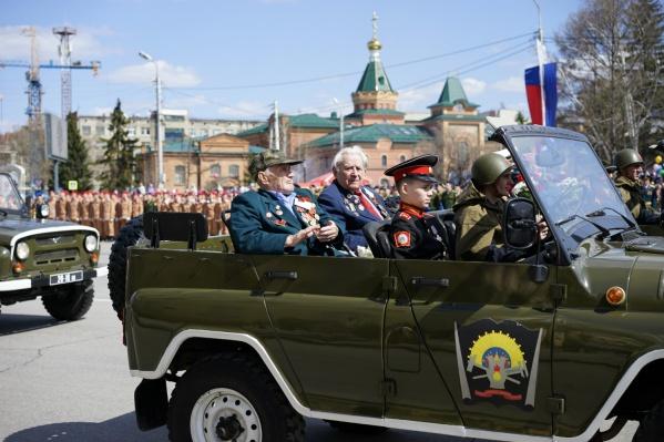 Ветераны войны получат к 9 мая 2020 года по 75 тысяч рублей, а вот труженики тыла — по 50 тысяч. Всего получателей таких выплат больше 14 тысяч