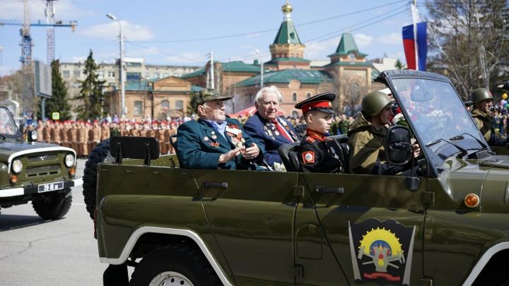 Омским ветеранам ко Дню Победы выплатят больше 800 миллионов рублей