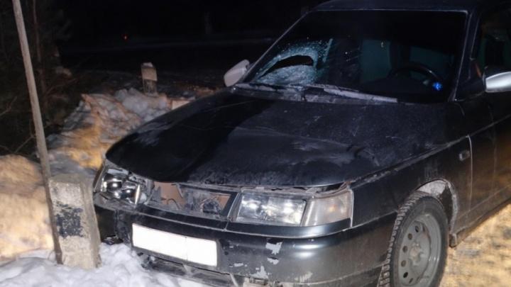 Сбил и сбежал: в Челябинской области разыскали участника смертельной аварии