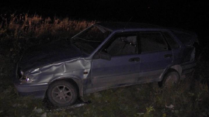 В Катайском районе перевернулся автомобиль, а в ДТП в Шадринске пострадал подросток