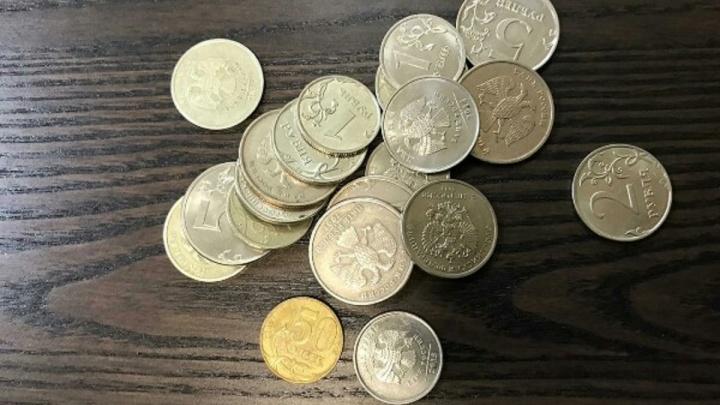 Омичи за неделю акции по приёму монет принесли вбанки 1,4 миллиона рублей