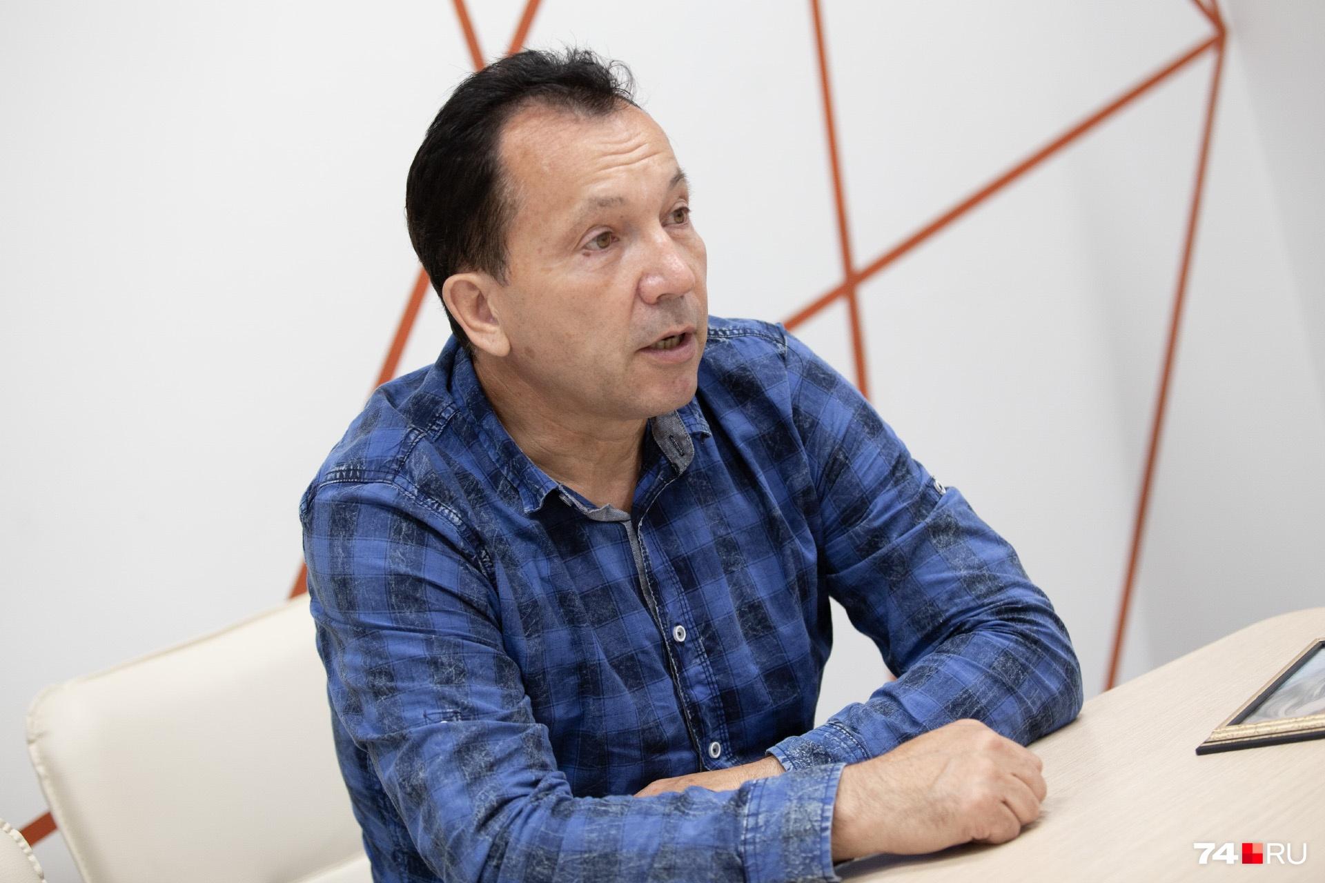 Александр Трофимов даже не представлял, с каким сопротивлением людей в погонах ему придётся столкнуться