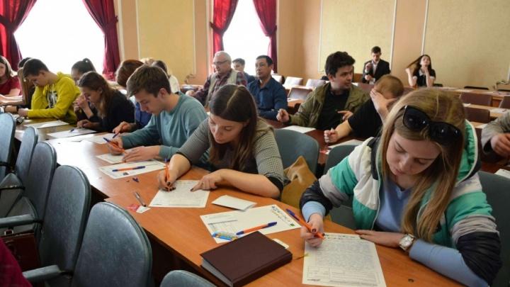 Ростов претендует на звание столицы «Тотального диктанта»