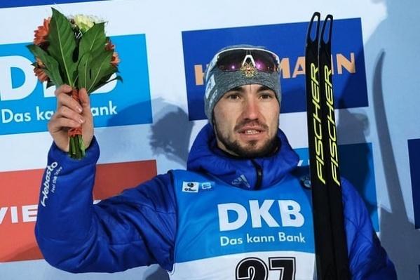 Эта медаль стала третьей наградой Логинова в нынешнем сезоне Кубка мира по биатлону