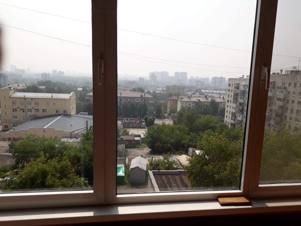 Екатеринбург. Улица Радищева