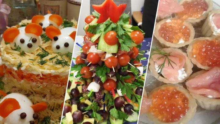 Столы ломились: ярославцы показали самые необычные новогодние блюда