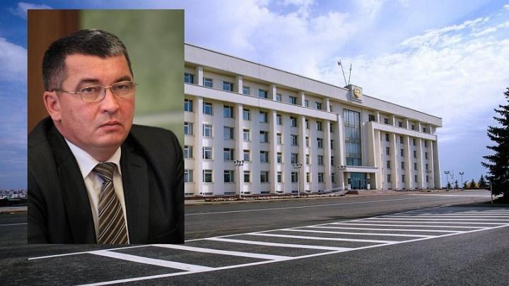 Новым начальником управления ветеринарии Башкирии стал Азат Зиганшин