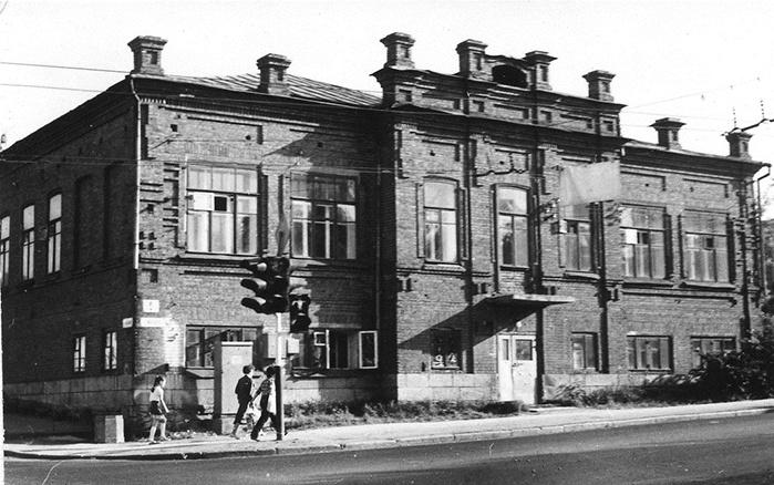 Это здание на Малышева, 6 является объектом культурного наследия