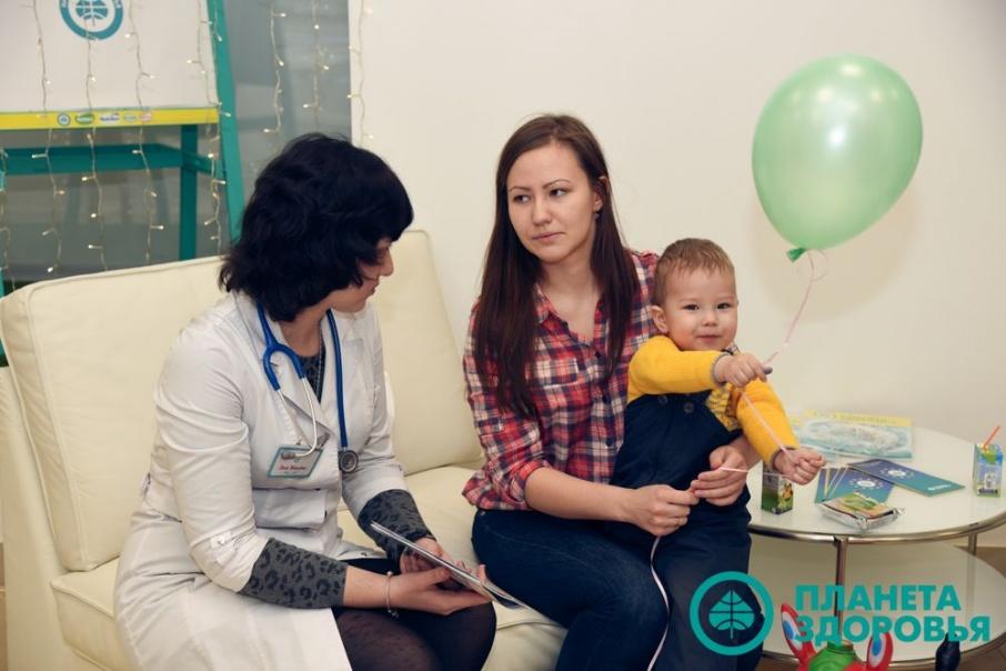 В аптеках «Планета Здоровья» работает клуб мам, где можно с пользой провести время