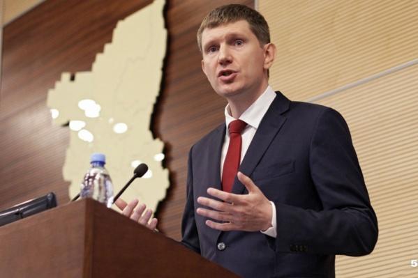 Максим Решетников поучаствовал в обсуждении на Совете по делам инвалидов
