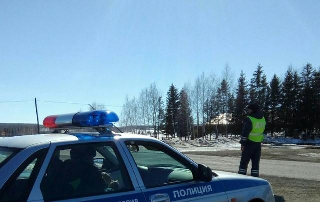 Дорожные полицейские Башкирии за сутки задержали 138 пьяных водителей