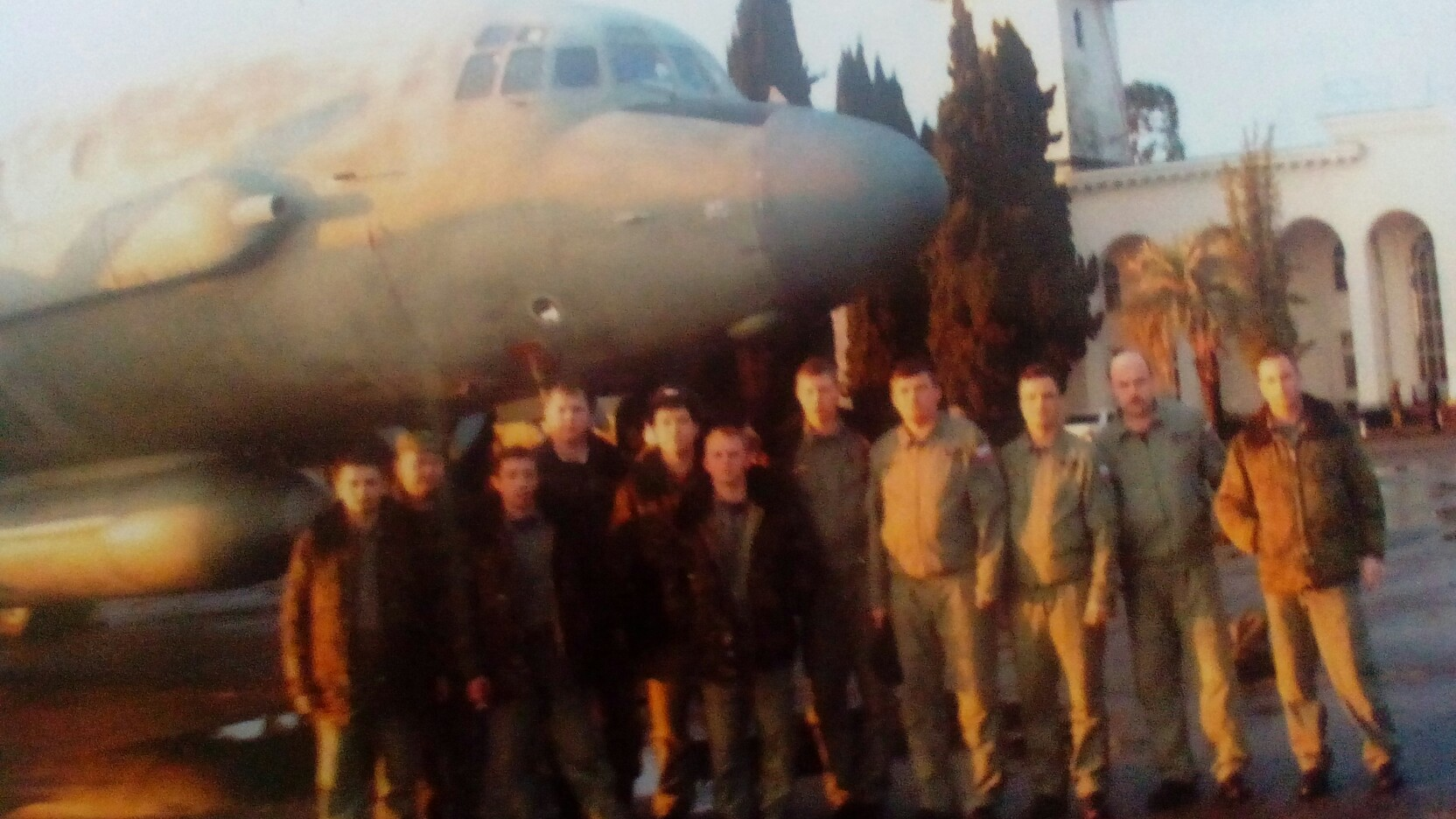 На борту сбитого Ил-20 было 15 военнослужащих