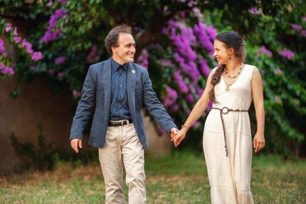 Анастасия теперь счастливо живет в Италии