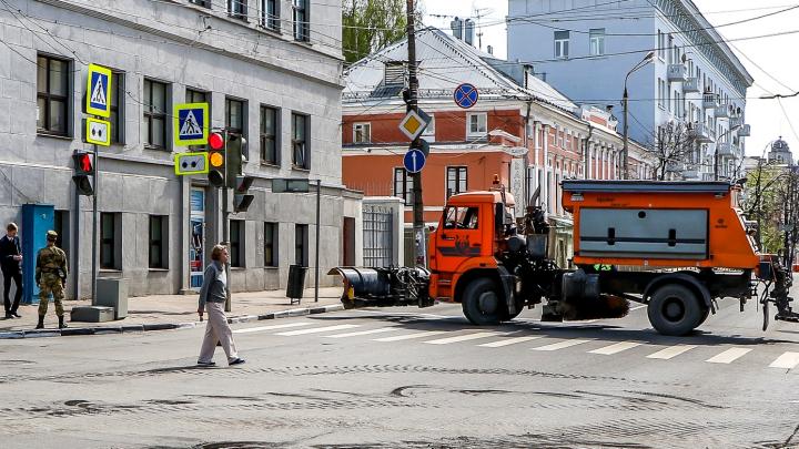 Праздничное перекрытие. Напоминаем, где в Нижнем Новгороде запретят проезд автотранспорта 9 мая
