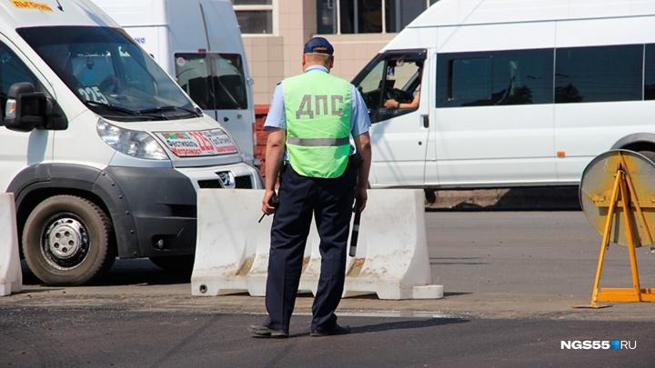 В Омске 1 и 8 мая перекроют центральные улицы