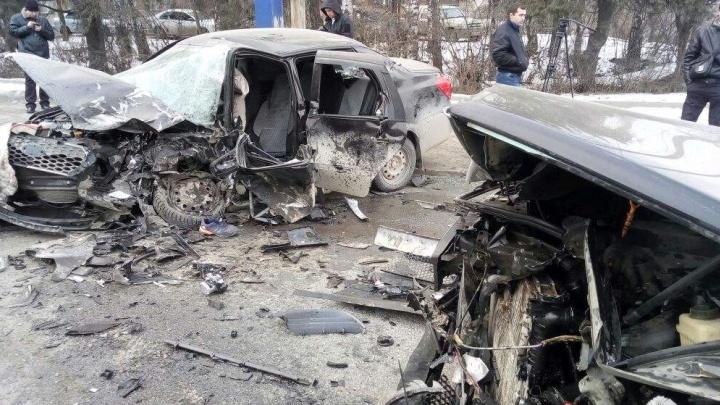 Полицейские попросили откликнуться свидетелей смертельного ДТП на проспекте Космонавтов