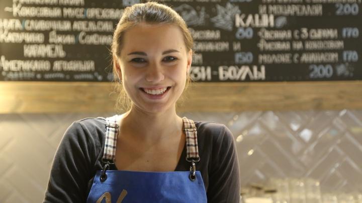 Молодая бариста открыла кофейню с сырными кашами для счастливых людей
