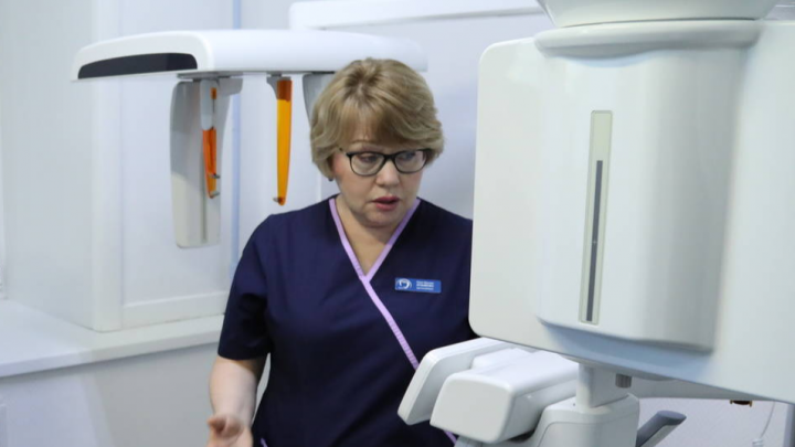 Областная стоматология купила компьютерный томограф за семь с половиной миллионов рублей