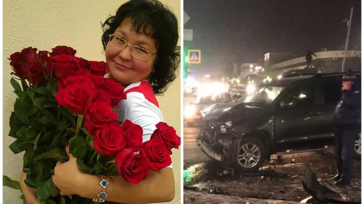 «Если бы не микроавтобус, люди погибли бы»: жена участника ДТП у Оперного — о том, как оно произошло