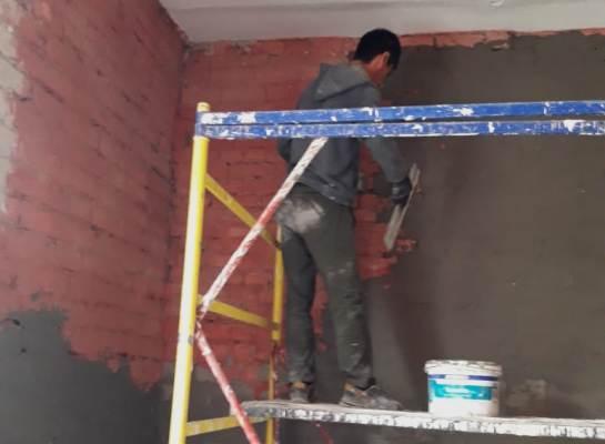 В Кургане ремонтировать административные здания будут осужденные