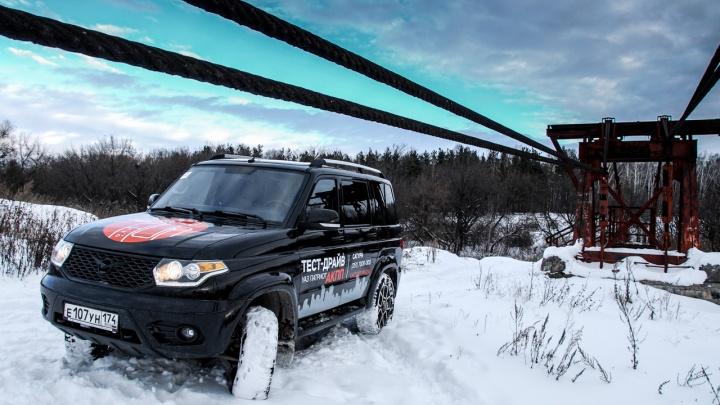 Патриот с автоматом: тестируем первый в истории УАЗ с гидромеханической трансмиссией