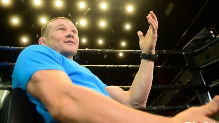 Уральская звезда UFC Петр Ян нокаутировал титулованного американца Фейбера