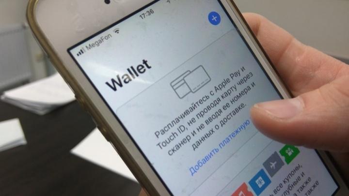 Есть контакт: рассказываем, когда смартфон заменит челябинцам банковские карты