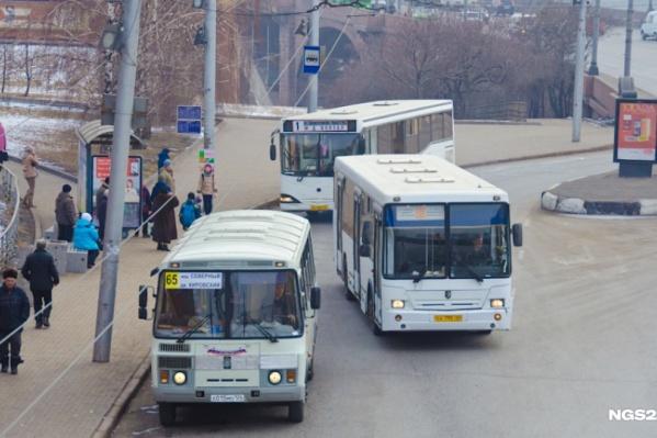 """Автобусы предприятия ездили помаршрутам <nobr class=""""_"""">№ 13</nobr>, 61, 64"""