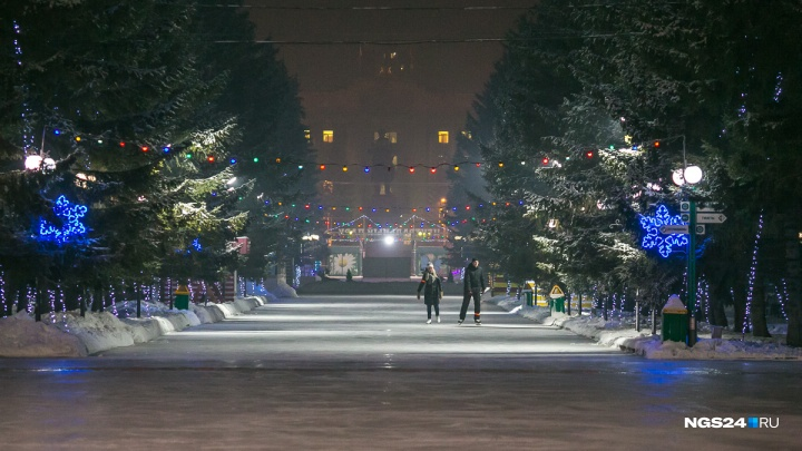 В выходные в Красноярск придет обещанное потепление