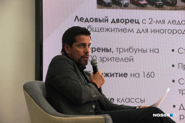Александр Крылов был удивлён тому, что в КХЛ закрыты данные о зарплатах хоккеистов