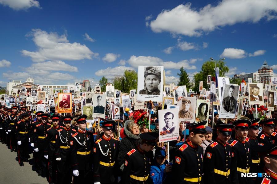 ВОмске пройдет миниатюрный Бессмертный полк