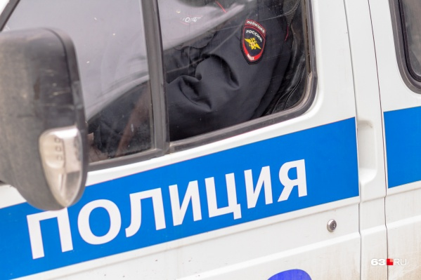 Полицейские выезжали в лесопарк, чтобы осмотреть место кражи