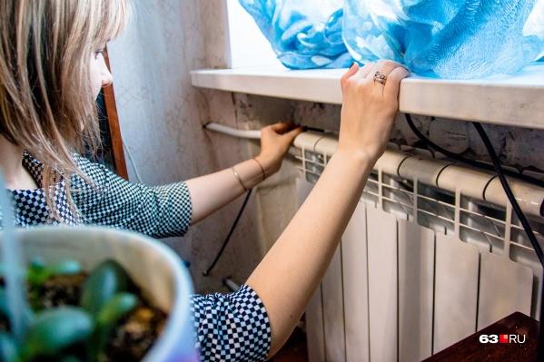 Восстановить подачу тепла в дома по штатной схеме обещают к ночи