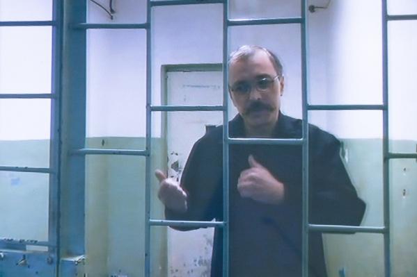 «Тольяттинский потрошитель» вышел на видеосвязь из СИЗО