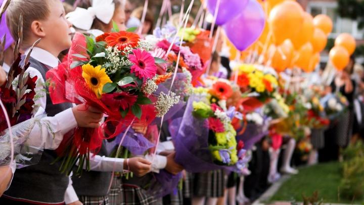 В школах Новосибирска перенесли начало учебного года