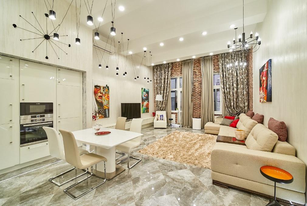 Четырёхкомнатную квартиру на Лесопарковой продают за 26 миллионов рублей