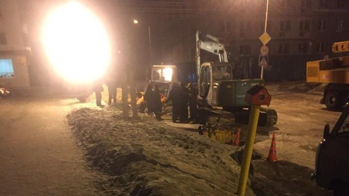 Движение на затопленных улицах Кургана будет закрыто до вечера 31 января