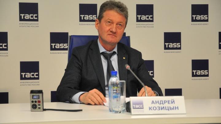 «У нас не самый сложный объект»: Козицын рассказал Куйвашеву о сносе телебашни