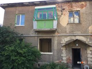 Сейчас в доме на Начдива Васильева, 14 осталась одна-единственная жительница