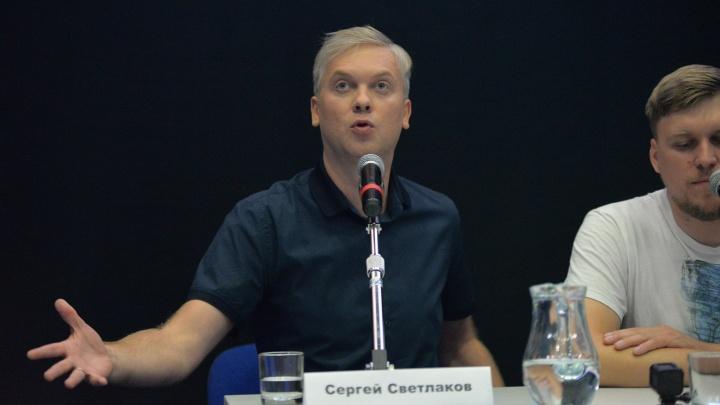 Уральский шоумен Сергей Светлаков попал в рейтинг журналаForbes