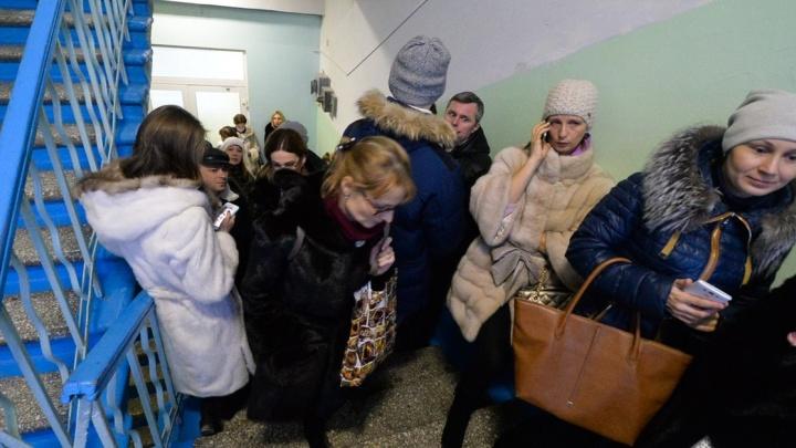 В Екатеринбурге приняли 12 тысяч заявлений от родителей будущих первоклассников