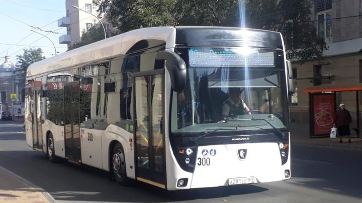 Единственный ростовский электробус за 37 миллионов рублей сломался