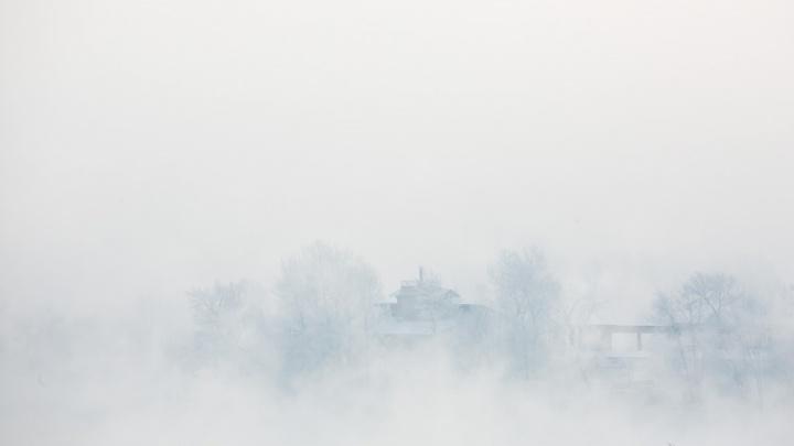 Ледяной апокалипсис в Красноярске: когда похолодает до –36 и насколько задержатся морозы
