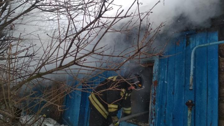Смертельный пожар в Уфе: погиб мужчина, снимавший жилье