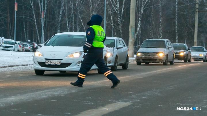 «Оценил права в 35 тысяч»: пойманным на взятке оказался начальник отдела ГИБДД в Назарово